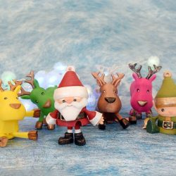 Articulated Christmas Toys1