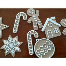christmas (cookie) ornaments1